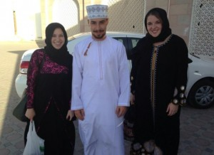 Josiah Smith in Oman 11-26-13